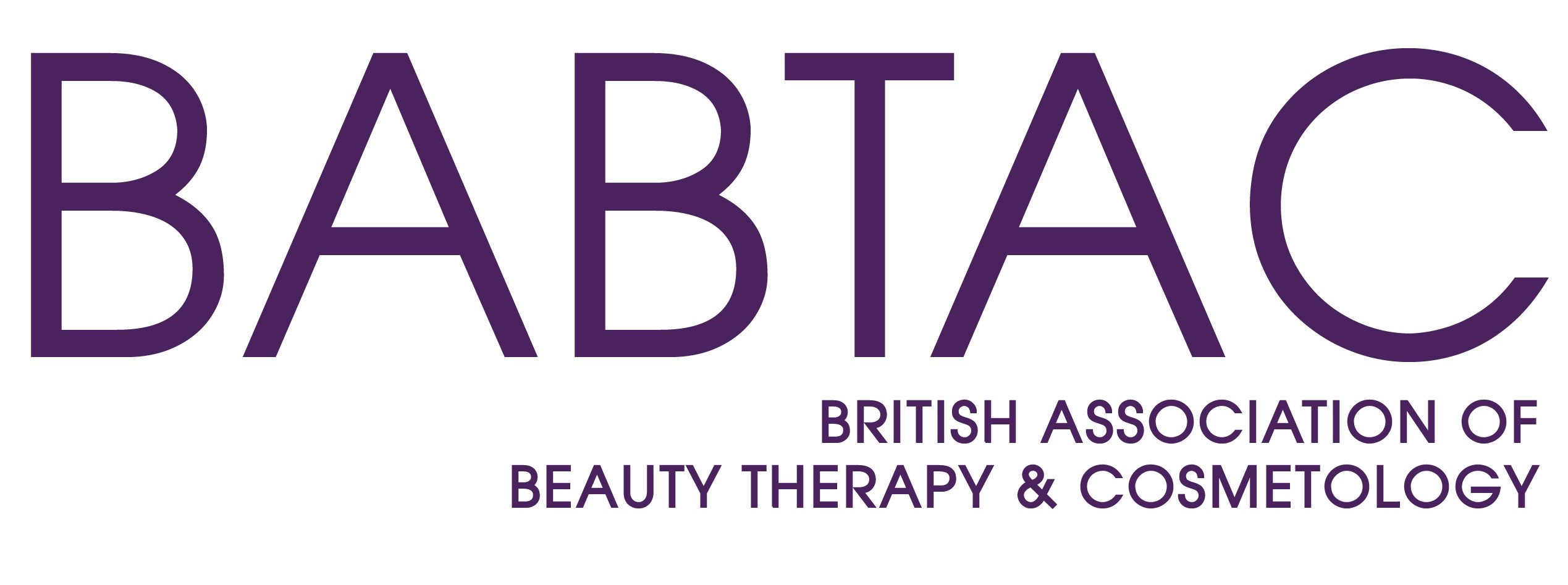 BABTAC British Association of Beauty Therapy & Cosmetology