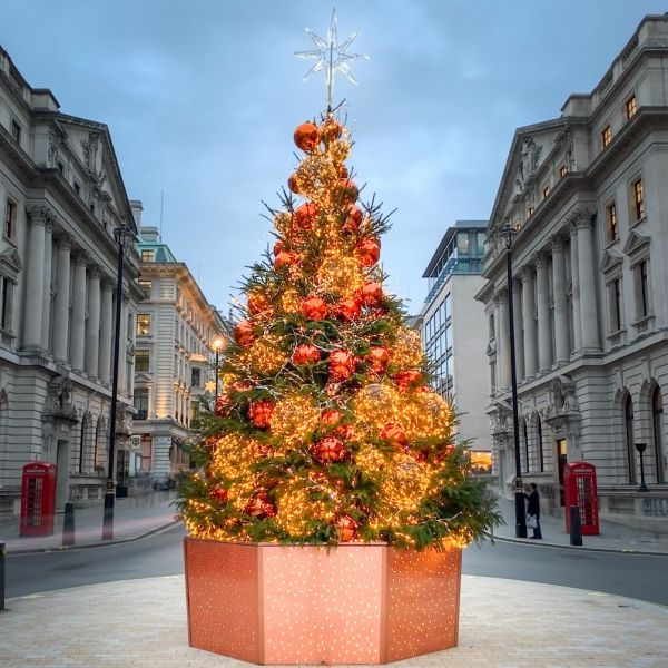 Restrictions into Christmas and Beyond