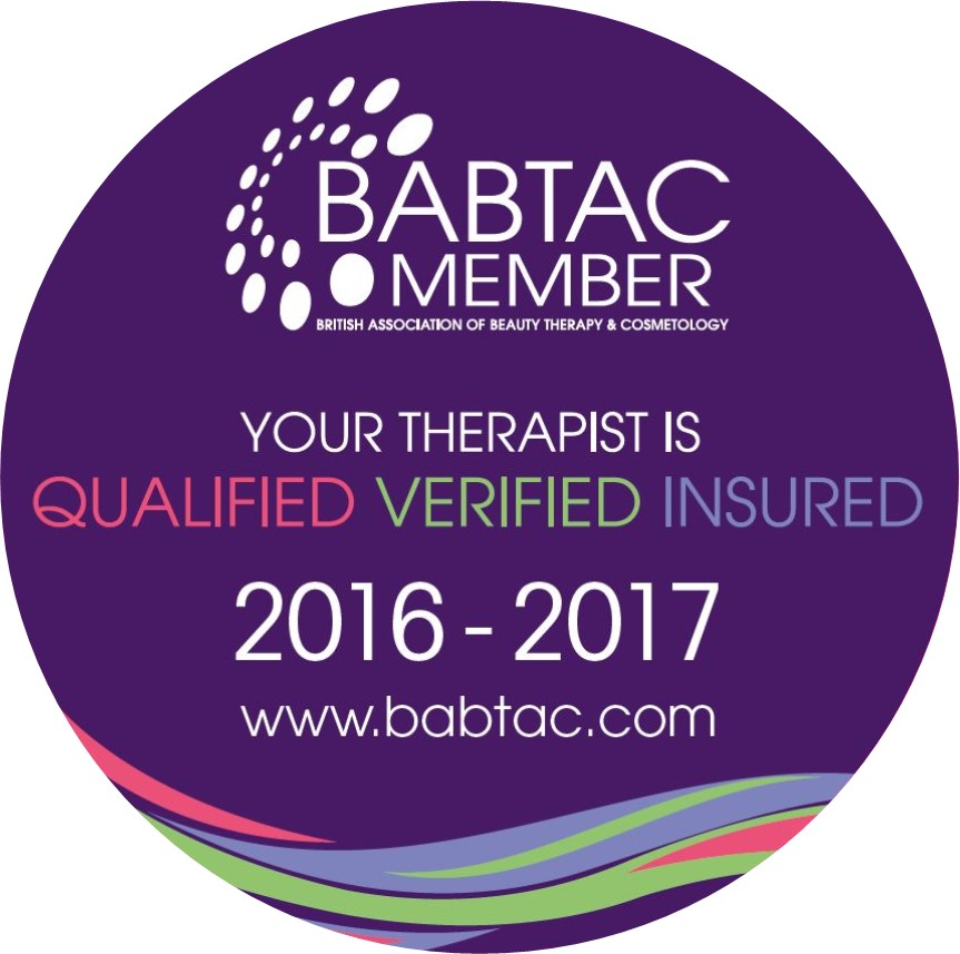 Your BABTAC Therapist is Qualified, Verified, Insured 2016-17